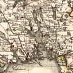 Det første norske norgeskartet